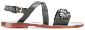 Marni embellished strappy sandals