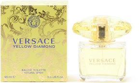 Versace Yellow Diamond Eau de Toilette Spray, 3 fl. oz.