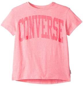 Converse Collegiate Tee Girl's T Shirt