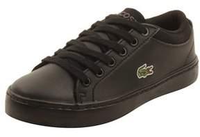 Lacoste Toddler Straightset Bl 1 Sneaker.