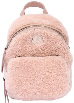 Kilia Faux Shearling Shoulder Bag