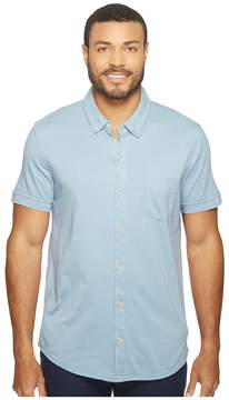 Mod-o-doc Humboldt Short Sleeve Button Front Shirt Men's Short Sleeve Button Up