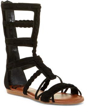 Fergalicious Zaille Gladiator Sandal