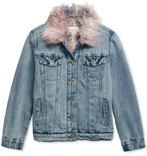 Jessica Simpson Mini Regan Best Friend Jacket, Big Girls (7-16)