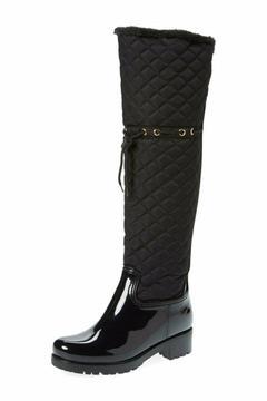 Corso Como Quilted Rain Boot