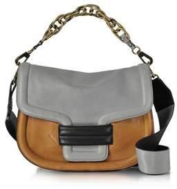 Pierre Hardy Women's Multicolor Leather Shoulder Bag.