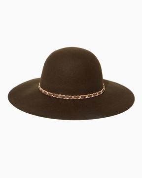 Charming charlie Carmen Wool Floppy Hat