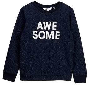 Petit Lem Summer Camp Long Sleeve Sweatshirt (Toddler & Little Boys)