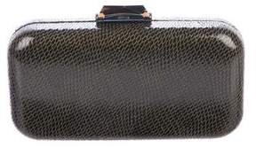 Kotur Embossed Box Clutch
