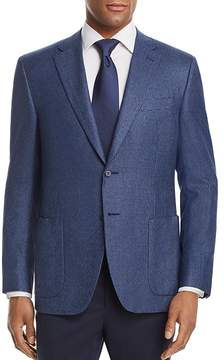 Canali Mini Houndstooth Regular Fit Sport Coat
