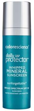 Colorescience Daily Uv Protector Whipped Mineral Sunscreen Spf 30 - No Color