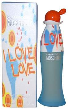 Moschino I Love Love Cheap And Chic by Eau de Toilette Women's Spray Perfume - 3.4 fl oz