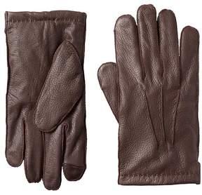 Banana Republic Side-Vent Deerskin Texting Gloves