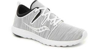 Saucony Women's Eros Stripe Running Shoe - Women's's