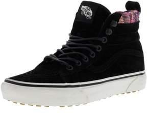 Vans Sk8 Hi Women US 7 Black Skate Shoe