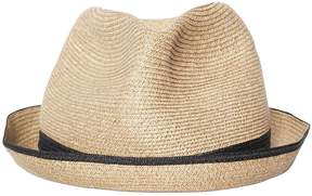 DSQUARED2 Straw Effect Hat