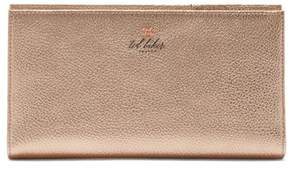 Ted Baker Kayy Metallic Leather Travel Wallet