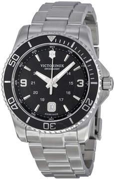 Victorinox Maverick Black Dial Men's Watch