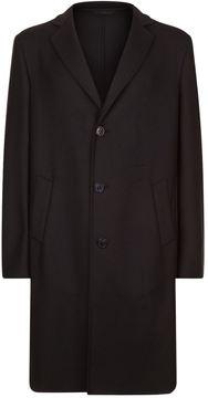 Pal Zileri Deconstructed Wool Coat