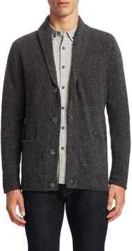 Life After Denim Men's Alps Solid Cardigan