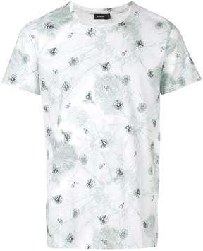 Jil Sander graphic print T-shirt