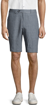 Ballin Men's Drummond Checkered Shorts