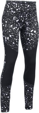 Under Armour Printed ColdGear Leggings, Big Girls (7-16)