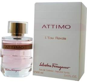 Salvatore Ferragamo Attimo Leau Florale By For Women.
