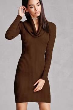 Forever 21 Off-the-Shoulder Dress