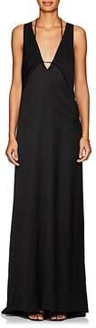 Cédric Charlier Women's Sleeveless Halter Gown