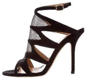 Alexa Wagner Trude Cutout Sandals