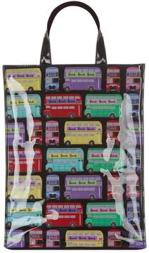 Harrods Bus Medium Shopper Bag