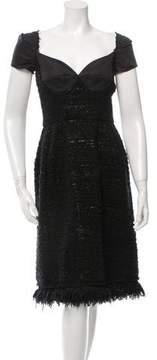 Aquilano Rimondi Aquilano.Rimondi Wool-Blend Bouclé Dress w/ Tags