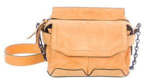 Rag & Bone Leatehr & Suede Shoulder Bag
