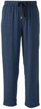 Jockey Men's Woven Twill Lounge Pants
