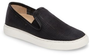 Vince Camuto Women's Becker Perforated Slip-On Sneaker