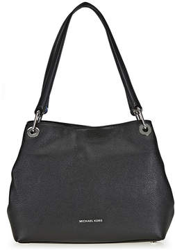 Michael Kors Raven Large Pebbled Leather Shoulder Bag - ONE COLOR - STYLE