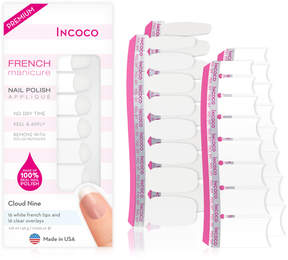 Incoco Nail Polish Applique French Manicure