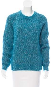 Closed Mélange Crew Neck Sweater