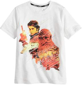Star Wars A Collection For Kohls Boys 4-7x a Collection for Kohl's Chewbacca Graphic Tee
