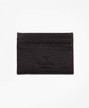 Brooks Brothers Buffalo Slim Card Case