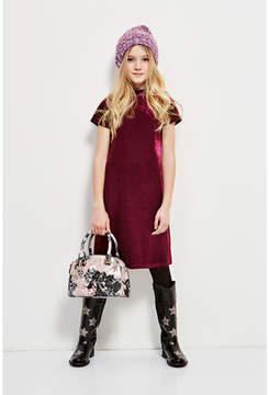 GUESS Velvet Dress (7-16)