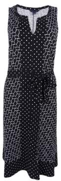 Tommy Hilfiger Women's Geo Print Dress