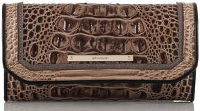 Brahmin Mitford Collection Soft Checkbook Wallet