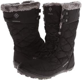 Columbia Minxtm Mid II Omni-Heattm Women's Hiking Boots