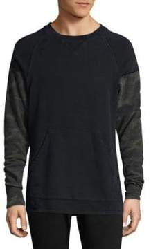 Hudson Crew Kracked Cotton Sweater