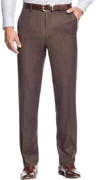 MICHAEL Michael Kors Mens Houndstooth Fitted Dress Pants