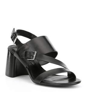 Lauren Ralph Lauren Florin Leather Dress Sandals