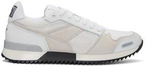 Ami Alexandre Mattiussi White Running Sneakers
