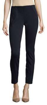 Saks Fifth Avenue BLACK Jacquard Ponte Pants